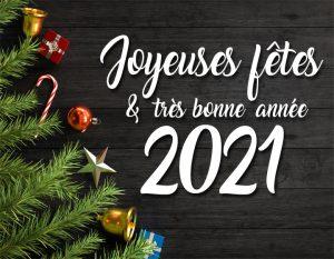 Très bonne année 2021